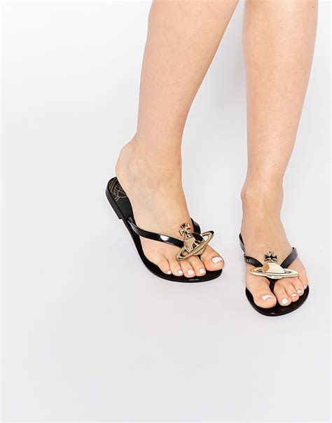 Perry Jelly Point Flats Rubi lyst vivienne westwood anglomania black orb