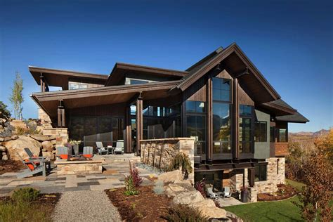Breathtaking Contemporary Mountain Home In Steamboat Springs | breathtaking contemporary mountain home in steamboat springs