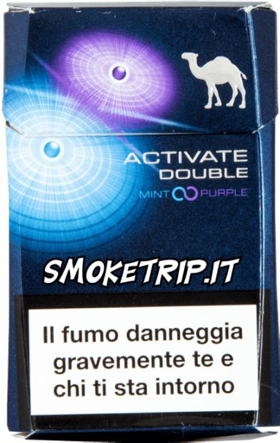sigarette camel activate double