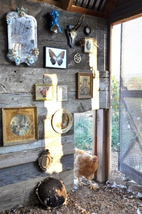Chicken Coop Decorating Ideas by Best 25 Chicken Coop Decor Ideas On Chicken