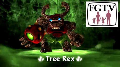 Skylanders Giants Tree Rex skylanders giants tree rex hd trailer