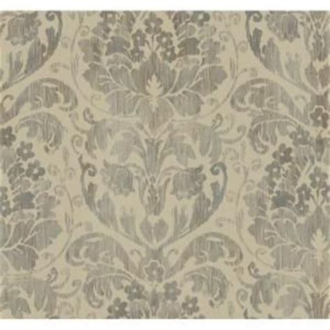 60 75 sq ft stria damask wallpaper dc1329 at the home