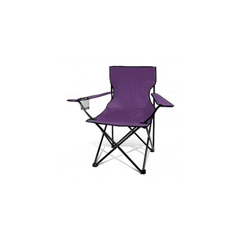 purple folding chair purple folding picnic chair promotional product