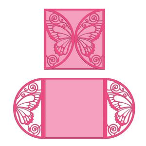 silhouette birthday card template silhouette design store view design 168403 butterfly