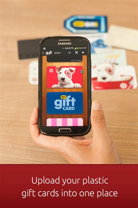 Google Wallet Gift Cards - gyft mobile gift card wallet android apps on google play