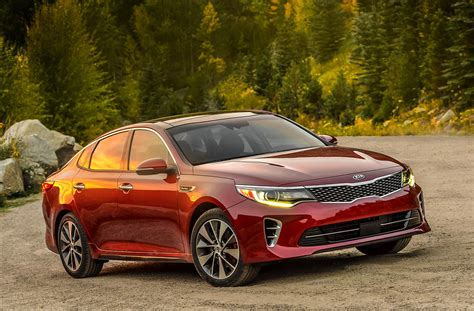 Kia Optima 2 0 Turbo 2016 Optima Sx 2 0 Turbo Egmcartech