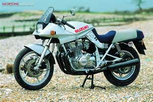 Suzuki Gsx 1100 Katana Suzuki Gsx 1100 1000 Katana Classic Bikers Club Magazine
