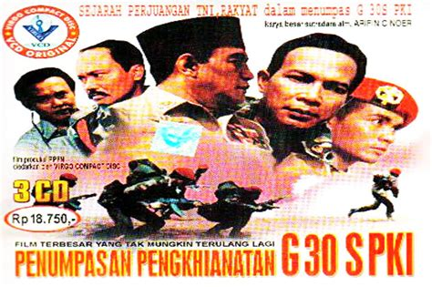 film pengkhianatan g 30 s pki full movie president proposed g30s pki film updated