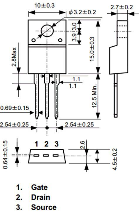 transistor mosfet k3561 transistor mosfet k3561 28 images 5pcs 2sk2843 k2843 transistor ebay transistor 2sk 3943