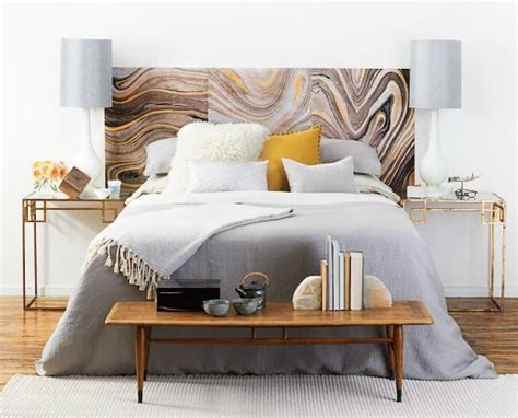 diy headboard ideas to build for your bed diy projects