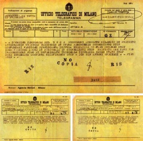 testo telegramma l ufo di mussolini un caso di ufo crash in pieno regime