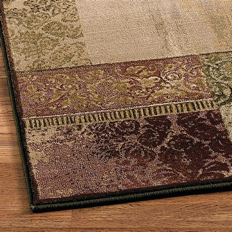 touch of class rugs ornate block square rug 8 square touch of class