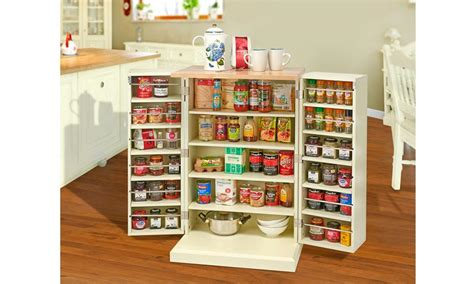 diy spice rack freestanding country kitchen freestanding pantry cabinet from 179 99 in