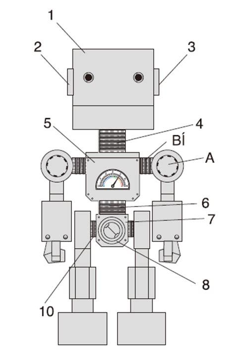 membuat robot yg mudah cara membuat robot dari kertas mudah dan cepat belajar robot