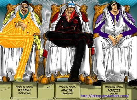 Onepiece Three Admiral one new world thread no 2 page 10 anime and