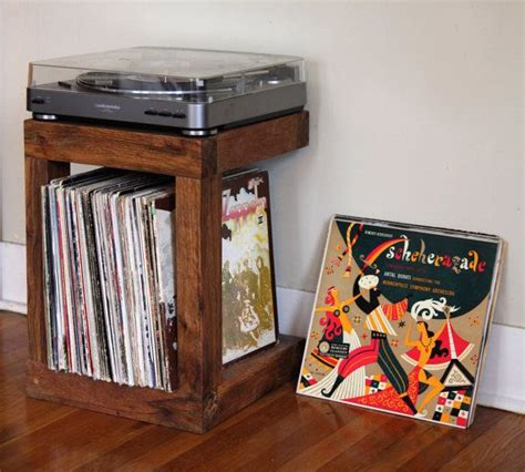 diy record player cabinet 208 best images about vinyl record storage ideas on