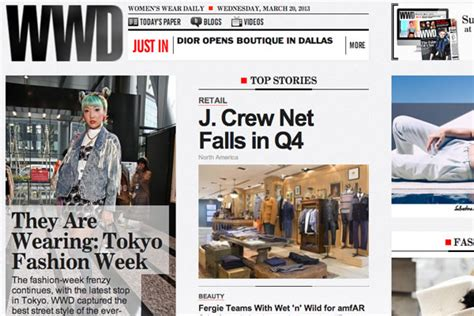 the popular rise of magazine style homepage news layouts
