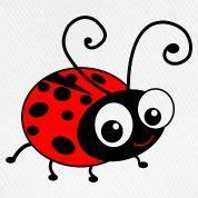 cartoon ladybug tattoo lady bug clip art google search tattoo ideas lady bug
