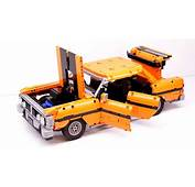Lego Technic 1971 Ford Falcon XY GTHO Phase III  YouTube
