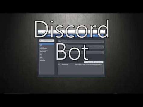 discord bot maker old discord bot maker setup tutorial youtube