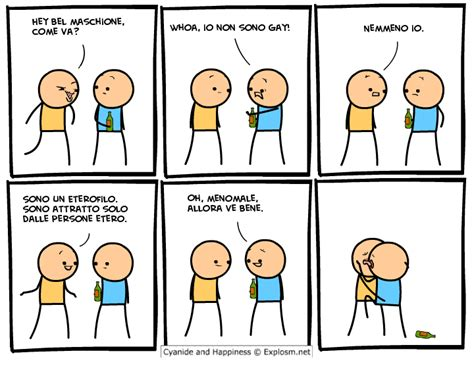anale in ufficio etero archives cyanide happiness ita