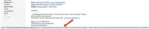Phishing Scam Claims To Be From Udel Edu It Help Desk