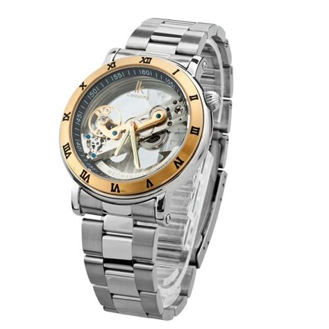 brand new ik automatic mechanical hollow