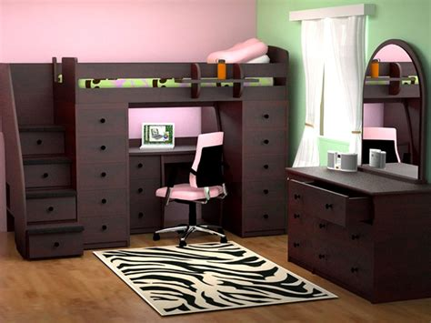 space saver bedroom designs