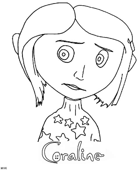 coraline coloring pages coraline doll coloring page coloring pages