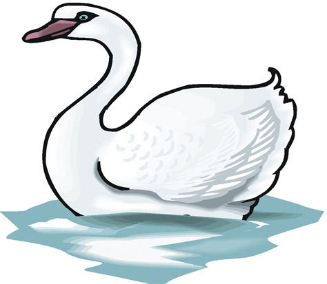 clipart to for free swan clip free clipart images 2 clipartix
