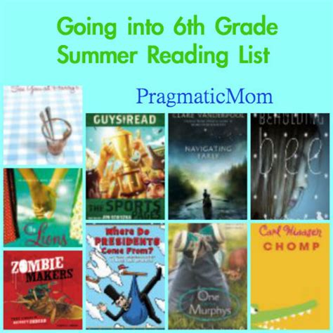 7th grade biography reading list rising 5th grade reading list going into 6th grade