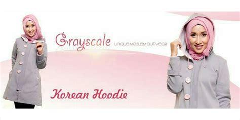 Jaket Anak Korea Khg10 Grayscale jaket grayscale jaket wanita muslimah jaket anak terbaru