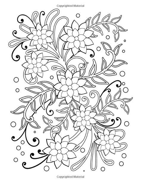 Amazon Com Simple Flower And Vine Designs Easy Designs