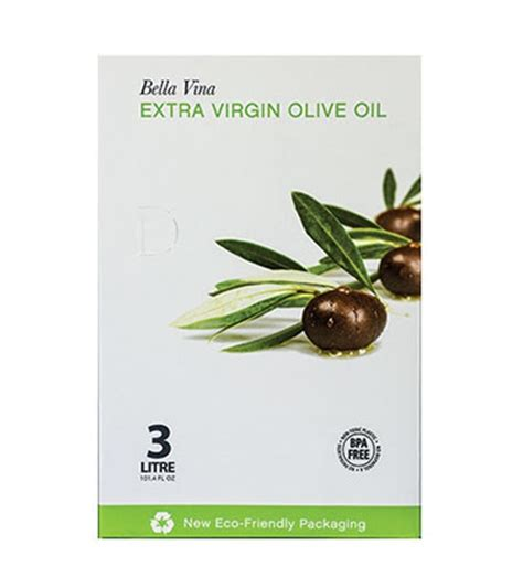 Shelf Olive Unopened by 3 Liter Bag In A Box Centra Foods