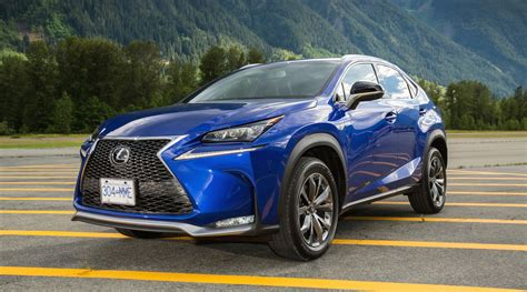 blue lexus nx lexus nx the quick guide to new japanese luxury suv