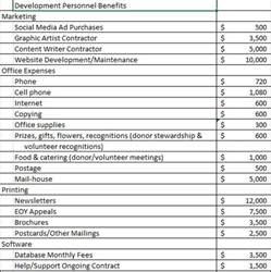 Sle Dashboard Templates by Non Profit Budget Worksheet Virallyapp Printables Worksheets