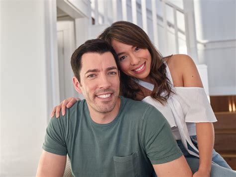 drew scott drew scott and linda phan s los angeles home tour today com