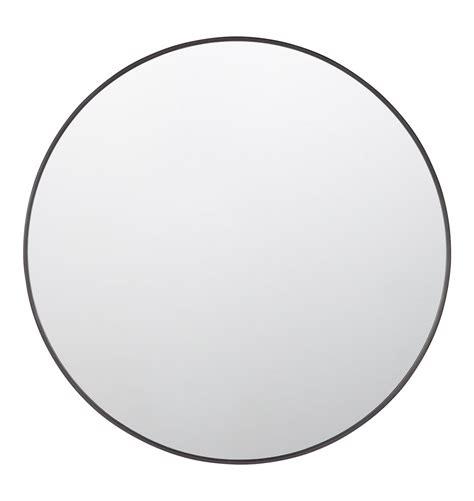 36 quot metal framed mirror round rejuvenation
