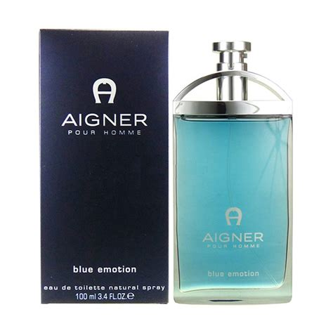 Daftar Parfum Aigner jual aigner blue emotion edt parfum pria 100 ml tester harga kualitas terjamin