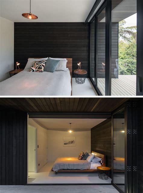 dark wood exterior   house flows