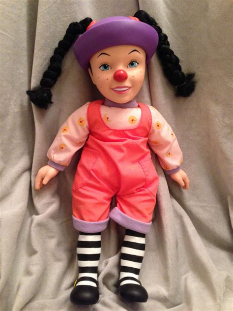 girl from big comfy couch loonette talking girl doll 1996 big comfy couch stuffed