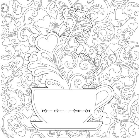 free coloring pages of art therapy