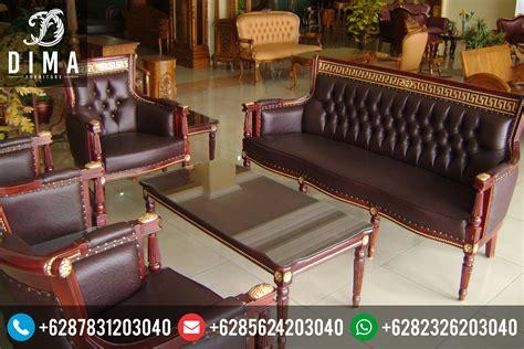 Kursi Tamu Murah Jogja sofa jati mewah minimalis refil sofa