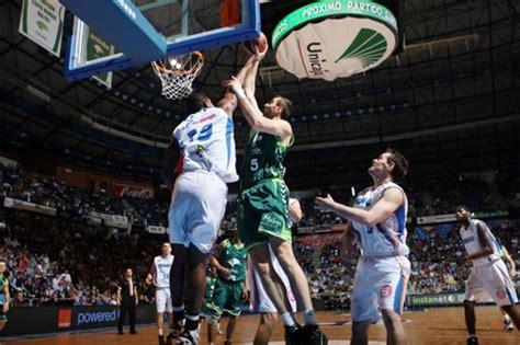unicaja en casa unicaja vence a menorca basquet en casa