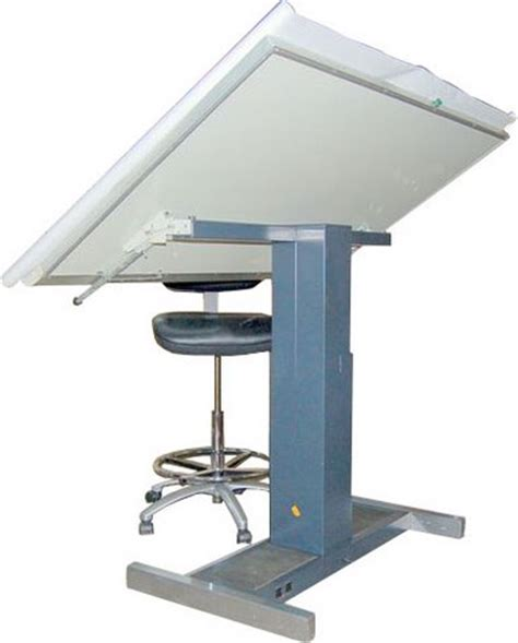 Hamilton Electric Drafting Table Hamilton A Torque Drafting Table