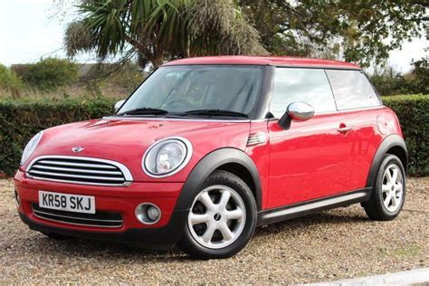 how can i learn about cars 2008 mini clubman spare parts catalogs 2008 mini one 1 4 red roof chrome caps ideal first car in little clacton essex gumtree
