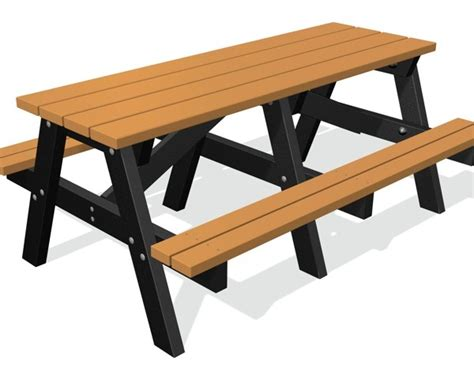 a frame picnic tables from just outdoor toys