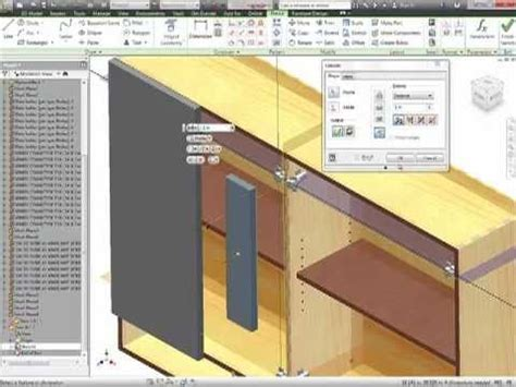 woodwork  inventor  autodesk university
