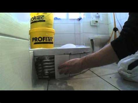 küche fliesen vor oder nach einbau duschwanne fliesen einbauen eckventil waschmaschine