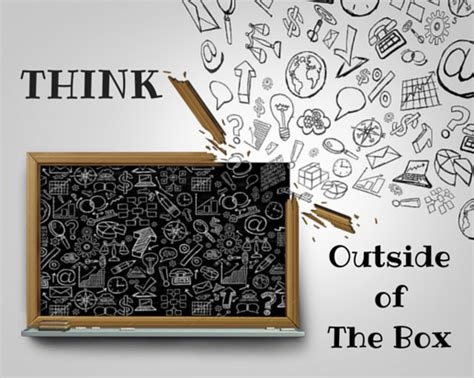 Think Outside Of The Box learning to think outside of the box your key to success